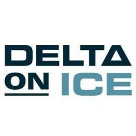 Delta on Ice – Mobile Eisbahn.  Eisbahn aus Echteis mieten