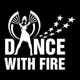 DANCE WITH FIRE Feuertanz und Schwarzlichtperformances
