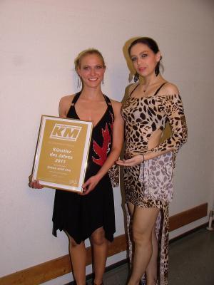 KM Preis 2011 Nach der Show