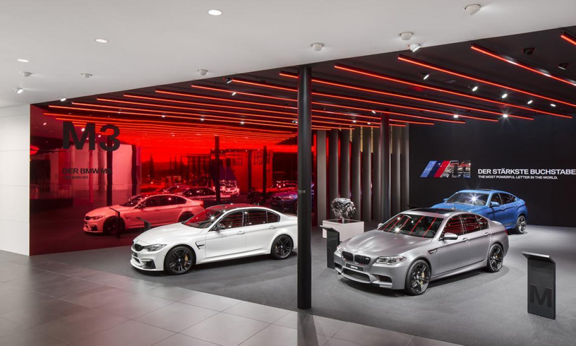 Automobilmesse - Motor Show.