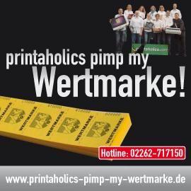 printaholics GmbH Gestaltung • Druck • Verarbeitung • Neue Medien