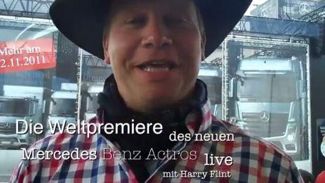 Video: Truckgrandprix 2011