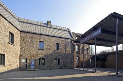 Haus Witten Innenhof