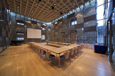 Haus Witten � Konzertsaal � U-Bestuhlung