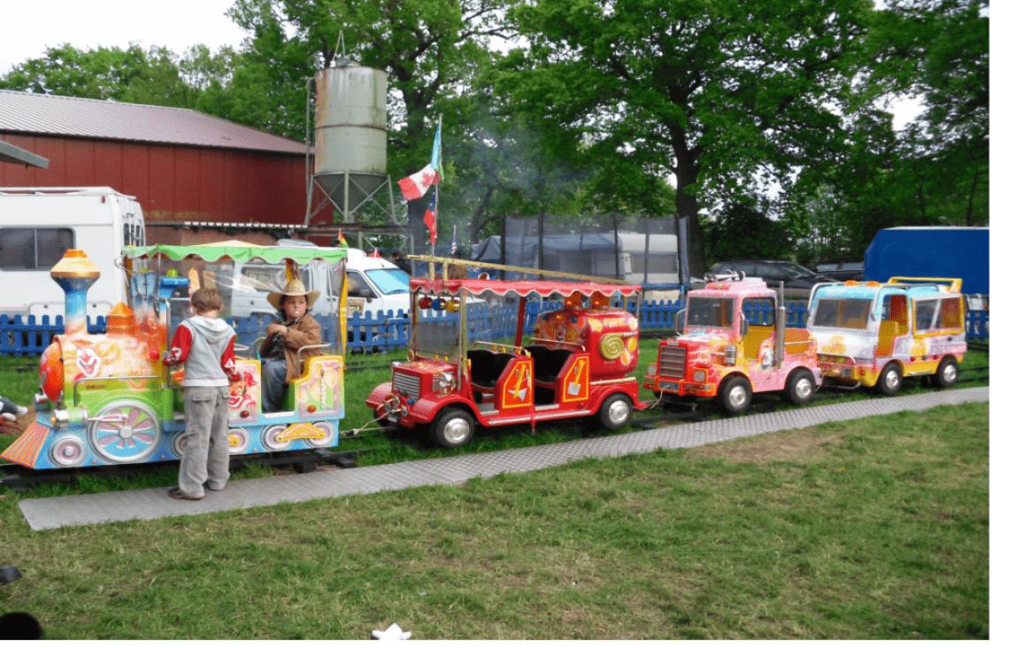 Kinder-Eisenbahn