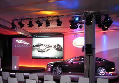 Jaguar - Vertriebstagung Jaguar - Vertriebstagung