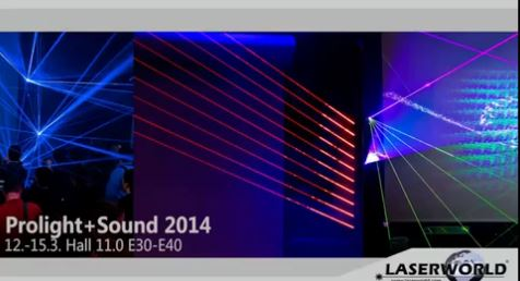 Prolight+Sound 2014