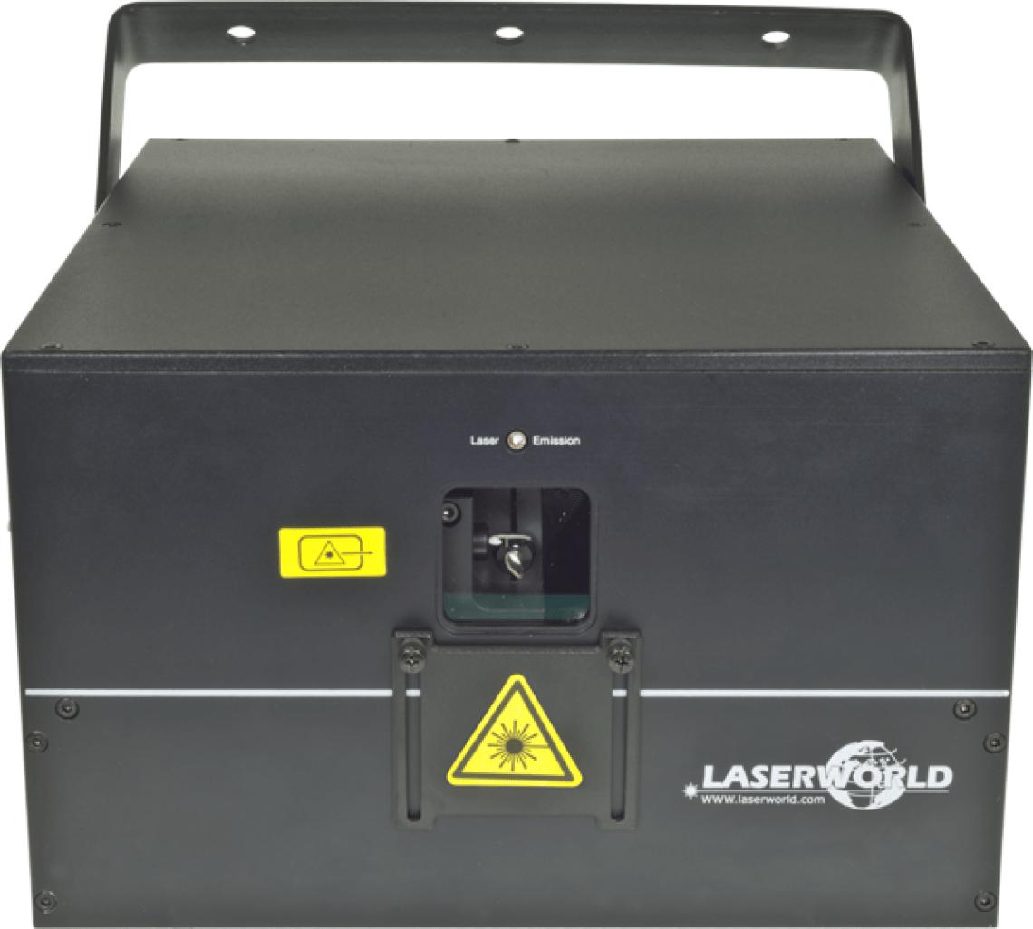 Laserworld Purelight Serie - Leistungsstark und preisgünstig Die Laserworld Purelight Showlaser sind komplett mit Dioden bestückt und haben sehr gute Strahldaten in Kombination mit einer präzisen analogen Farbmodulation und hoher Leistung. Die Laserworld Purelight Serie bietet eine leistungsstarke & preisgünstige Lösung für anspruchsvolle Laseranwendungen - ganz gleich ob Grafikprojektion, Beamshow oder Laserwerbung. Die Geräte verfügen über eine geringe Divergenz (1.1 - 1.3 mrad) sowie brillante Farben mitsamt scharfen Strahlen und einem schönen Farbverlauf. Die kompakten Gehäuse sind gemäß der Sealed Housing Technology aufgebaut und verfügen über eine interne PSU für einen schnellen und sicheren Transport. Dank Trimmpoties auf der Gehäuserückseite lassen sich Farbeinstellungen, Bewegungen auf der X- / Y-Achse und das Scan Fail Safety ganz einfach einstellen.