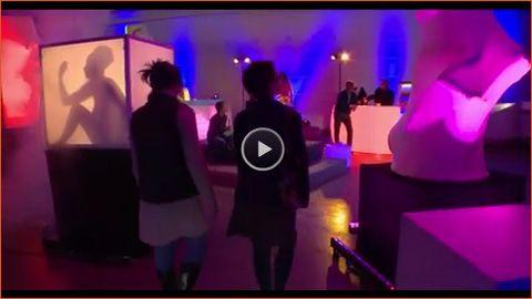 Video: amorphia lounge 2012