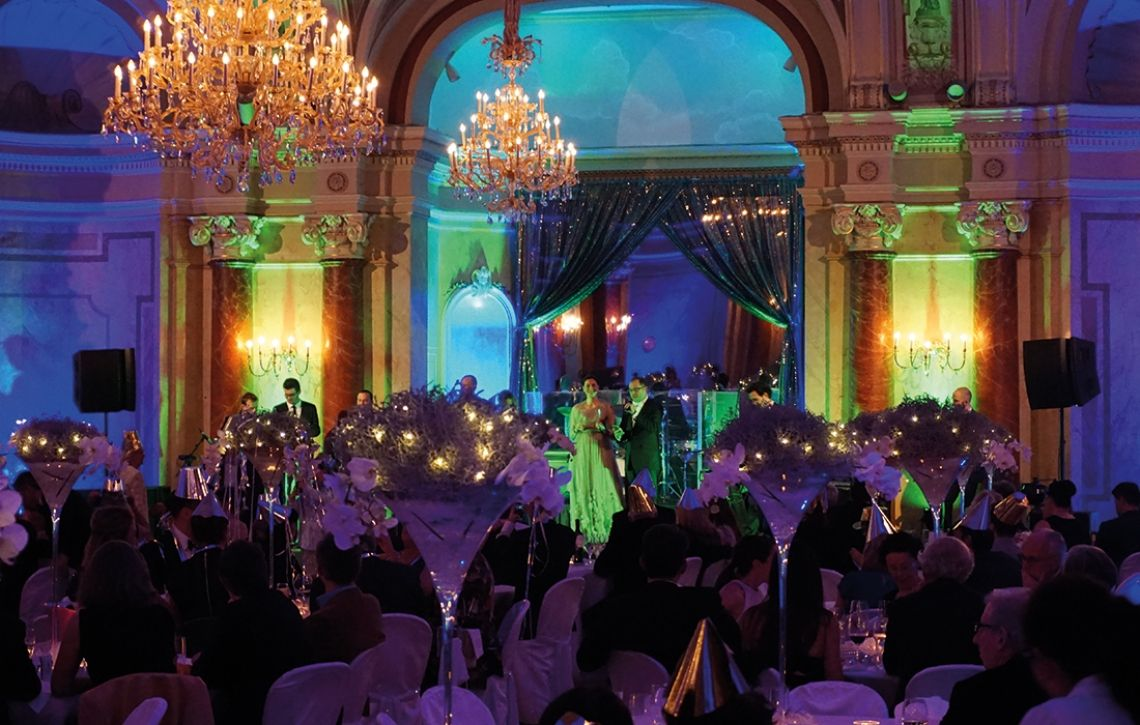 The Clou Experience -  New Years Eve at Victoria Jungfrau Hotel Suisse
