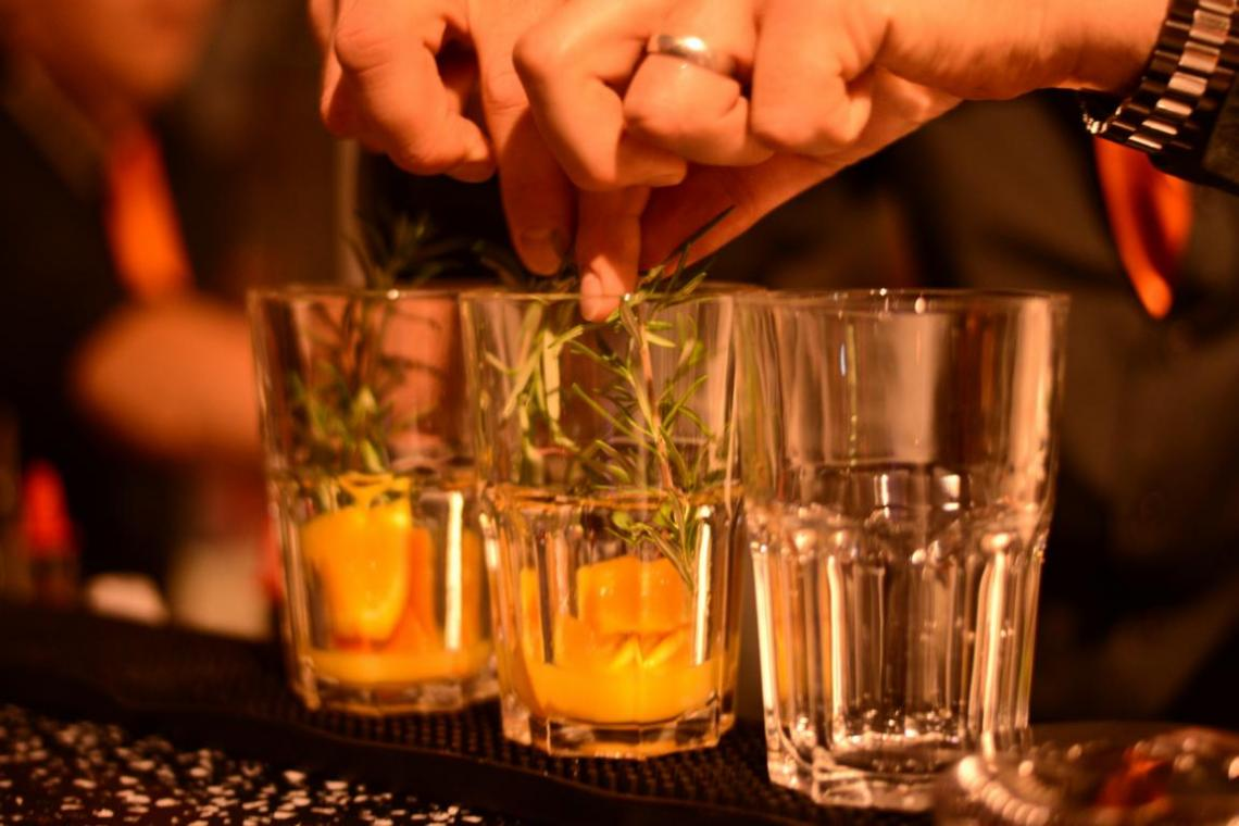 Aussergewöhnliche Cocktailkreationen