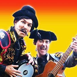 Spanische Brüder Musik Artistik Comedy = Fette Fiesta!