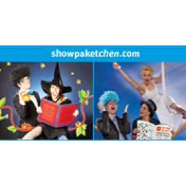 Showpaketchen.com  Artistik-Theater f�r Kinder