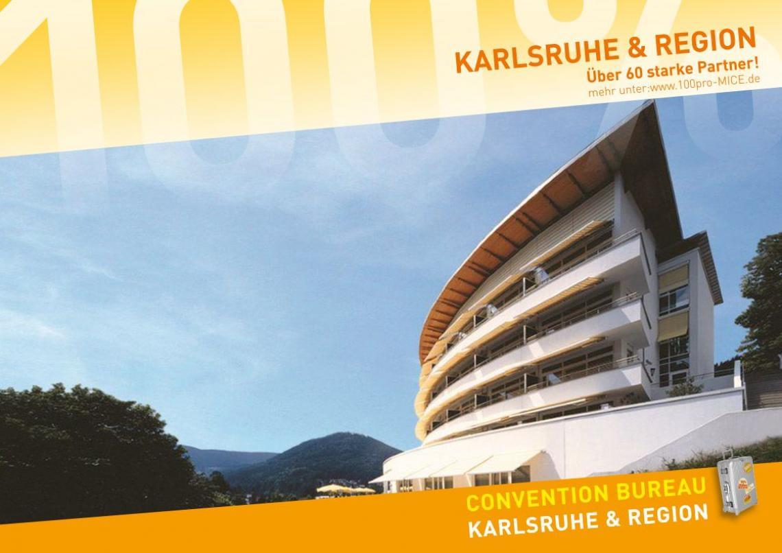 Schwarzwald-Panorama Hotel in Bad Herrenalb