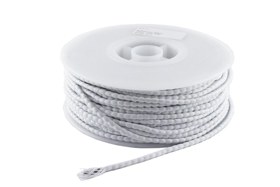 Bleiband in diversen Ausführungen Unser Bleiband empfehlen wir zur Beschwerung von Säumen an Gardinen und Vorhängen. Das Beschwerungsband bieten wir in unterschiedlichen Gewichten pro m als Rollenware und vom laufenden Meter an.