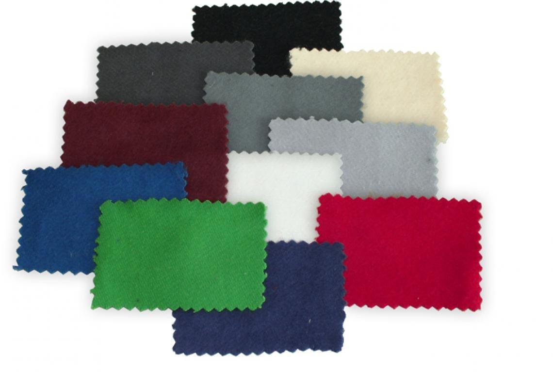 Bühnenmolton Meterware B1 imprägniert Die Bühnenmolton Meterware aus unserem Onlineshop ist schwer entflammbar nach B1. Der Stoff ist 3m breit. Die Farben Schwarz und Weiß sind zusätzlich in einer Breite von 2 Metern erhältlich.
