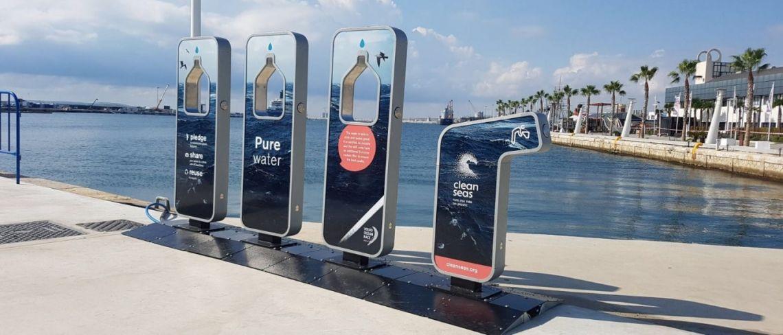 MTD liefert Trinkbrunnen für Volvo Ocean Race an allen Haltestellen Als Lieferant von temporären Wasseranlagen, folgt MTD den Seglern der Volvo Ocean Race auf der ganzen Welt und wird Trinkbrunnen in jedem der 12 Zwischenstopps die Trinkwasserbrunnen und Wasserversorgung zur Verfügung stellen.