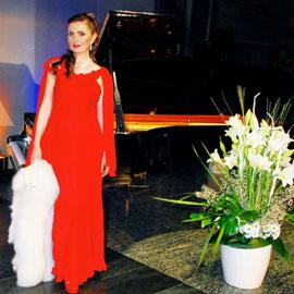 Tatjana Worm-Sawosskaja die Konzertpianistin für Ihre Events