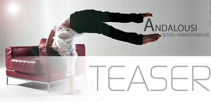 Andalousi - Handstand - Teaser