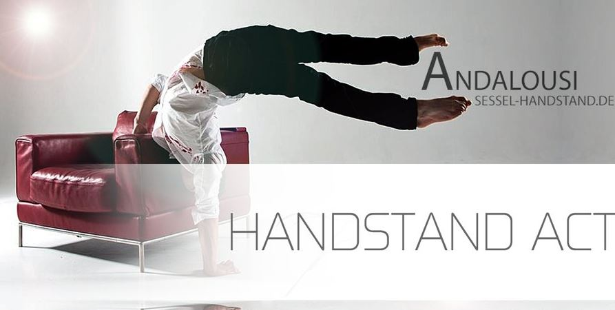 Video: Andalousi Handstand Act