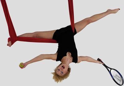 Sprungbrett Gewinnerin 2012: Elisabeth Schmidt – Schwungtuch Elisabeth Schmidt – Schwungtuch