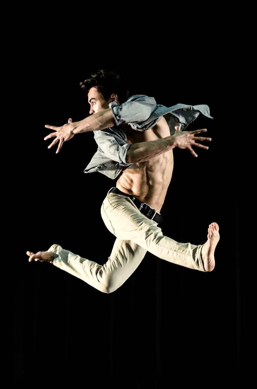 Sprungbrett Gewinner 2014 - Mario Espanol - Handstand-Equilibristik
