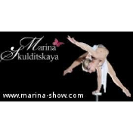 Handstand & Hula Hoop Show Act - Marina Skulditskaya