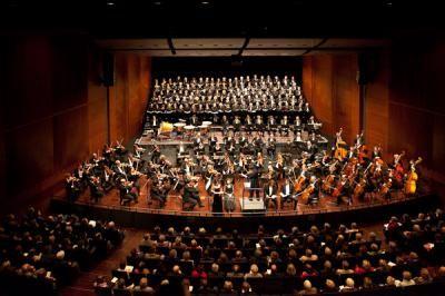 Bühnenvariante Konzertzimmer (Foto: Hartwig Heuermann)