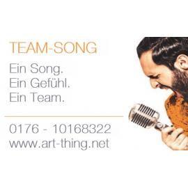 TEAM-SONG c/o Peter Loder K�nstlernetzwerk ART-thing