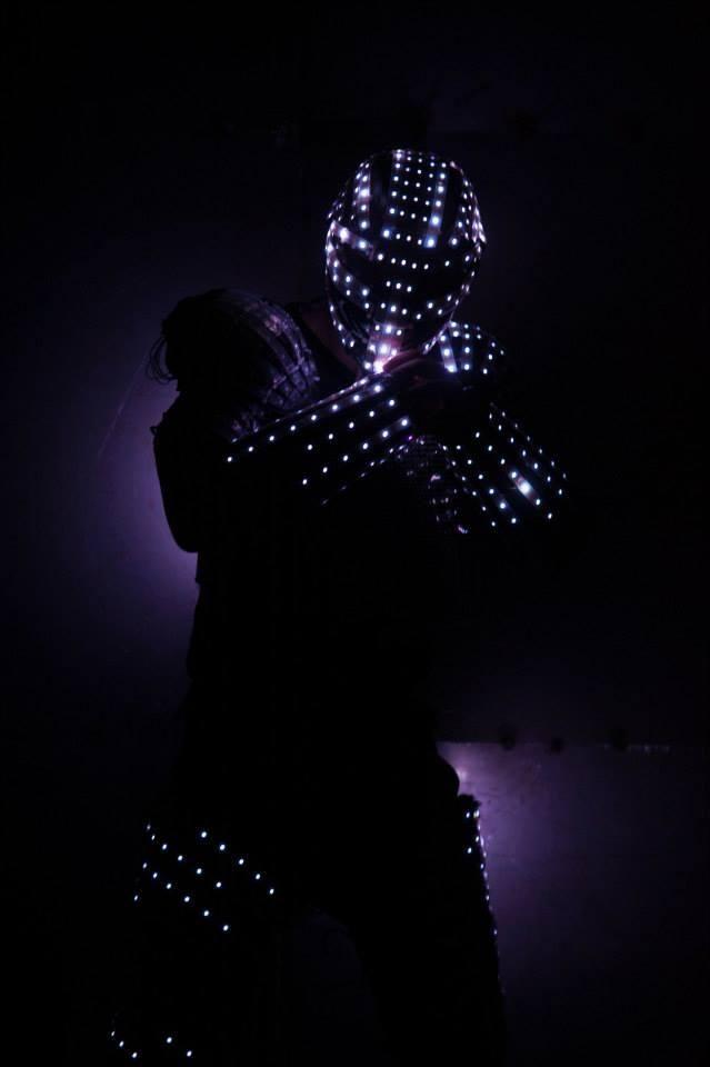 LED Roboter