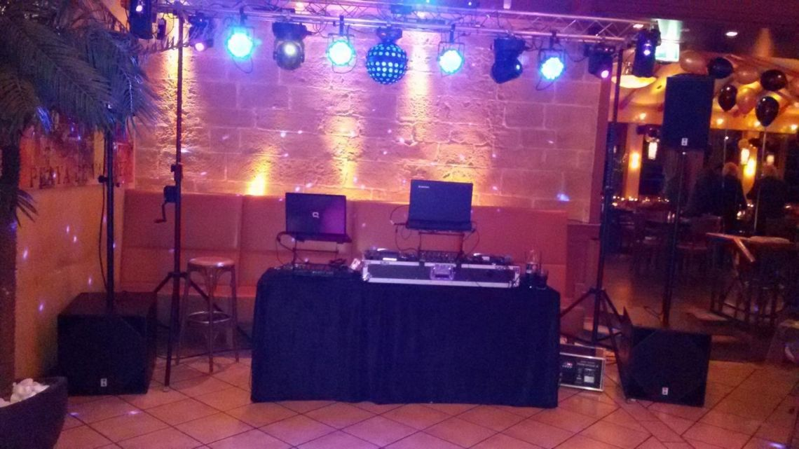 DJ Walli und Wallis Mobile Disco