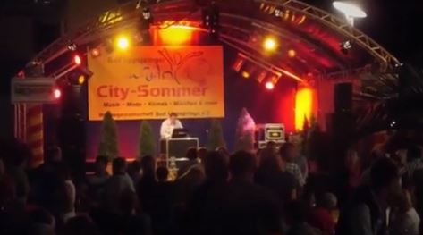 Video: Wallis Mobile Disco