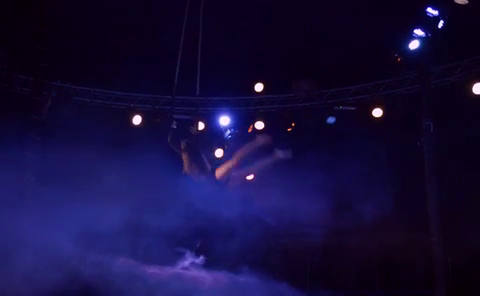 Trapeze Showperformer Nadja Hawranek Full Act