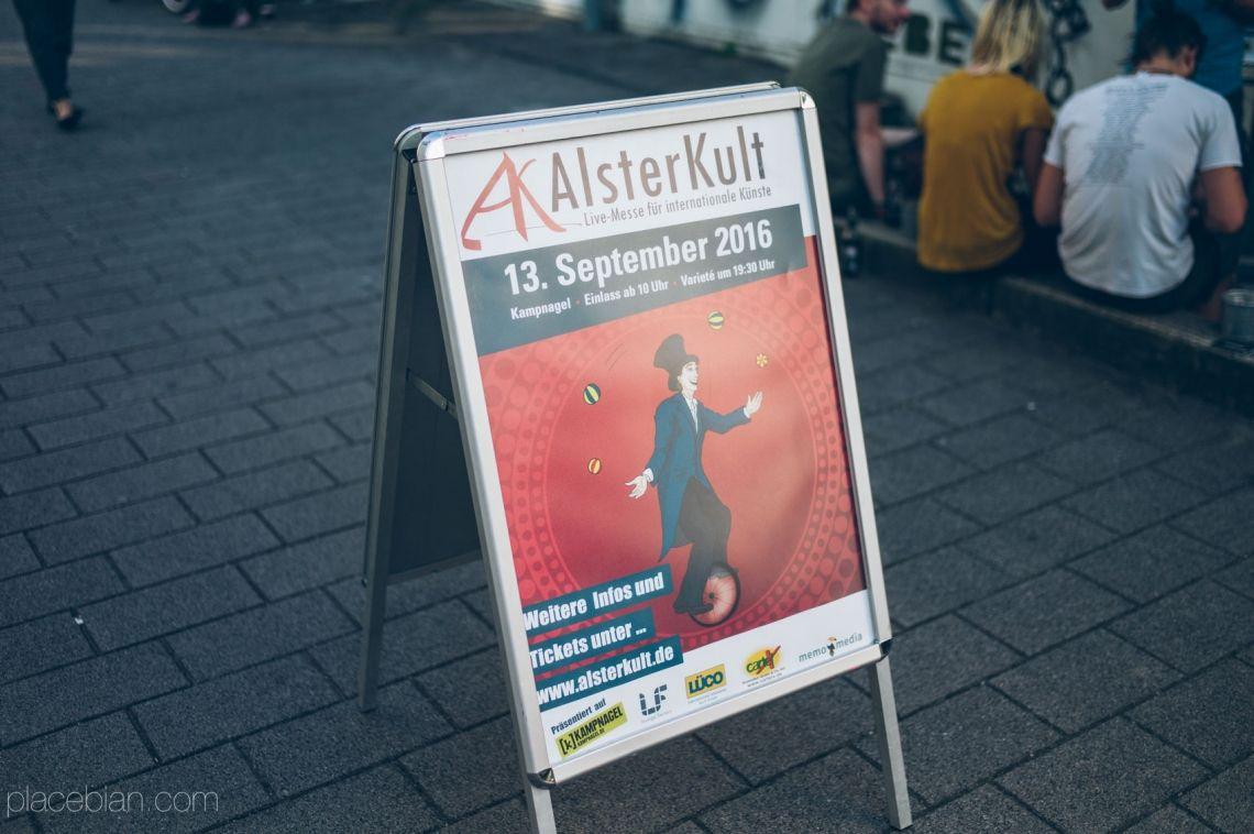 AlsterKult Live-Messe 2017: Dienstag, 19. September 2017