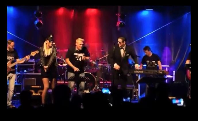 Video: Falco & Bands