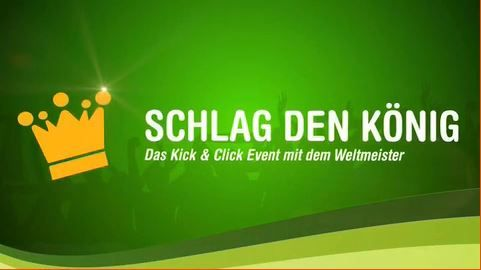 Video: Kickerk�nig