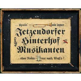 Jetzendorfer Hinterhof Musikanten Oktoberfestmusik aus Bayern GbR