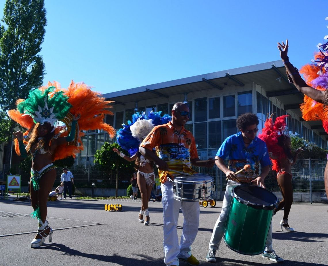 Brazuca Samba