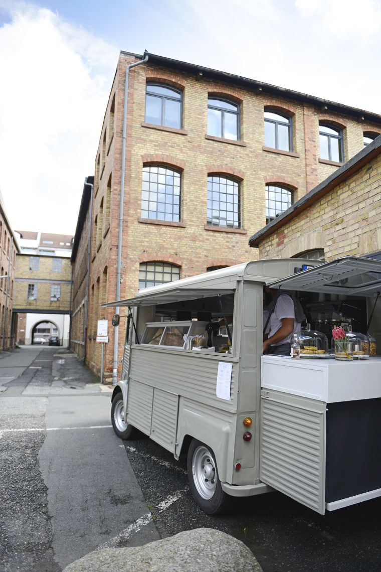 GOOSE Foodtruck in Frankfurt Foodtruck, Streetfood Catering, Frankfurt