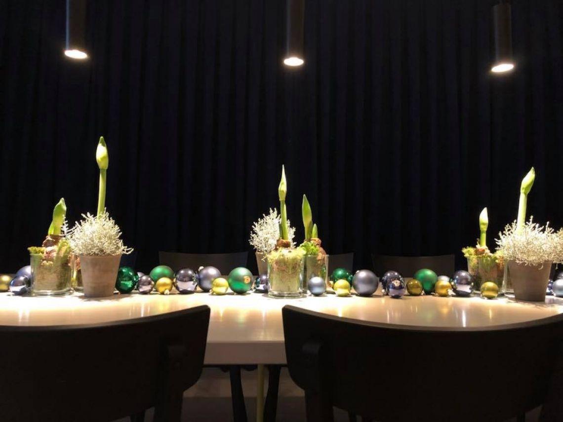 Weihnachtsfeiern im Private Dining Room by GOOSE Gourmet Weihnachtsfeier, Catering Frankfurt