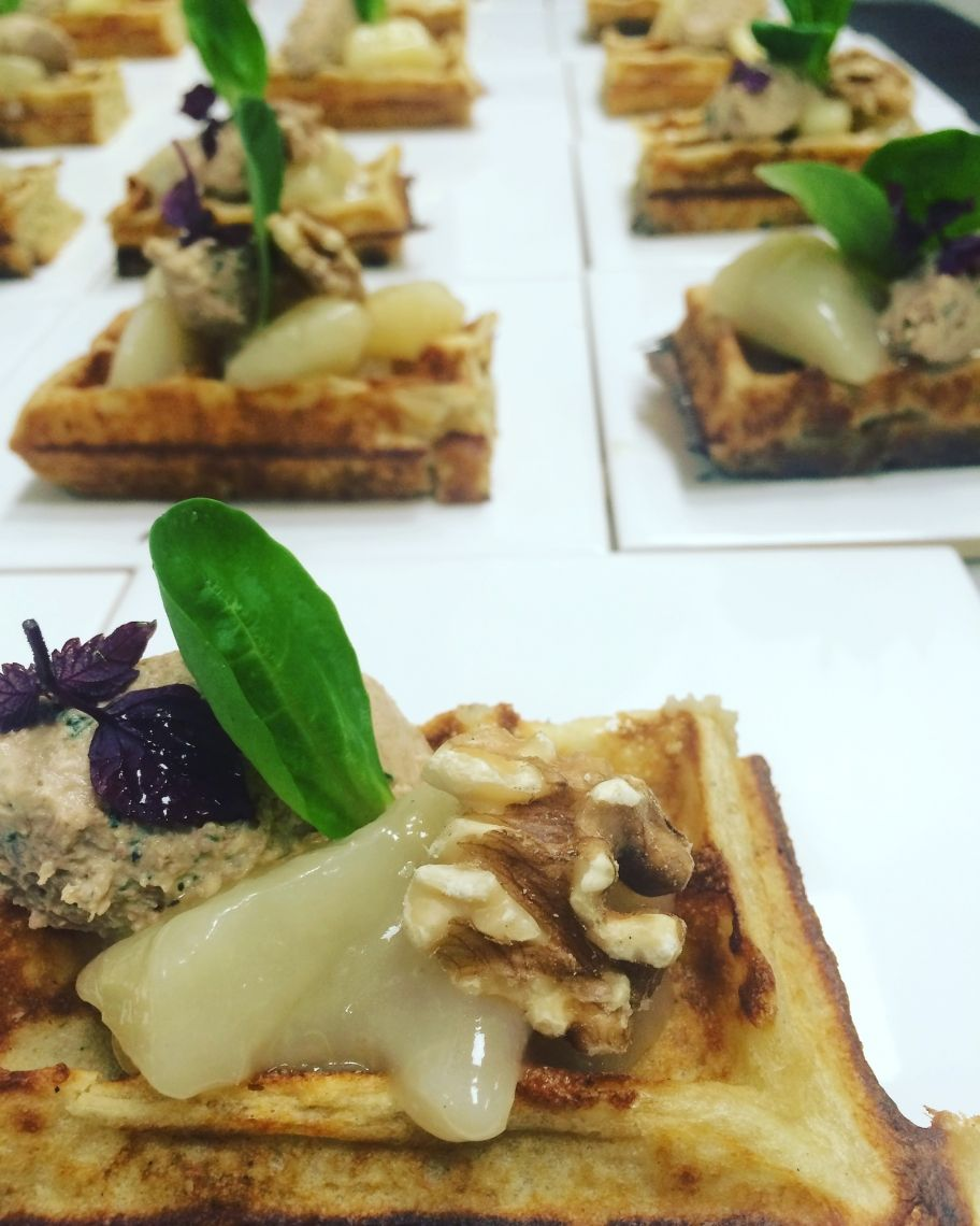Canapes Catering Messe Frankfurt Messecatering auf der Frankfurter Buchmesse mit Canapes und Fingerfoodcatering