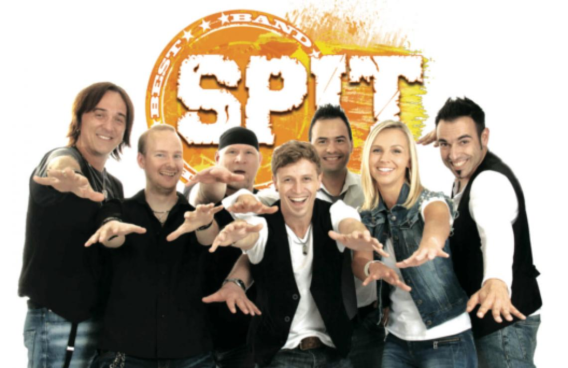 SPIT - Partyband – Coverband – Eventband