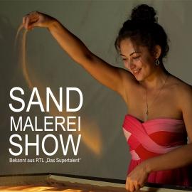 SAND MALEREI SHOW