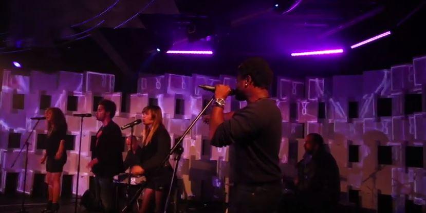 Video: King Kamehameha Club Band at Admiral �30 Weekend Edition