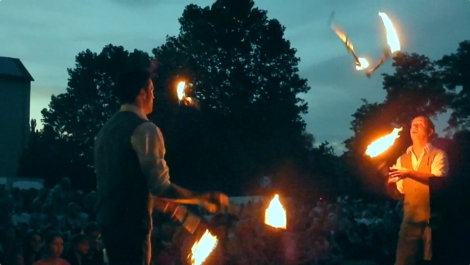 Drauf & Dran Feuershow