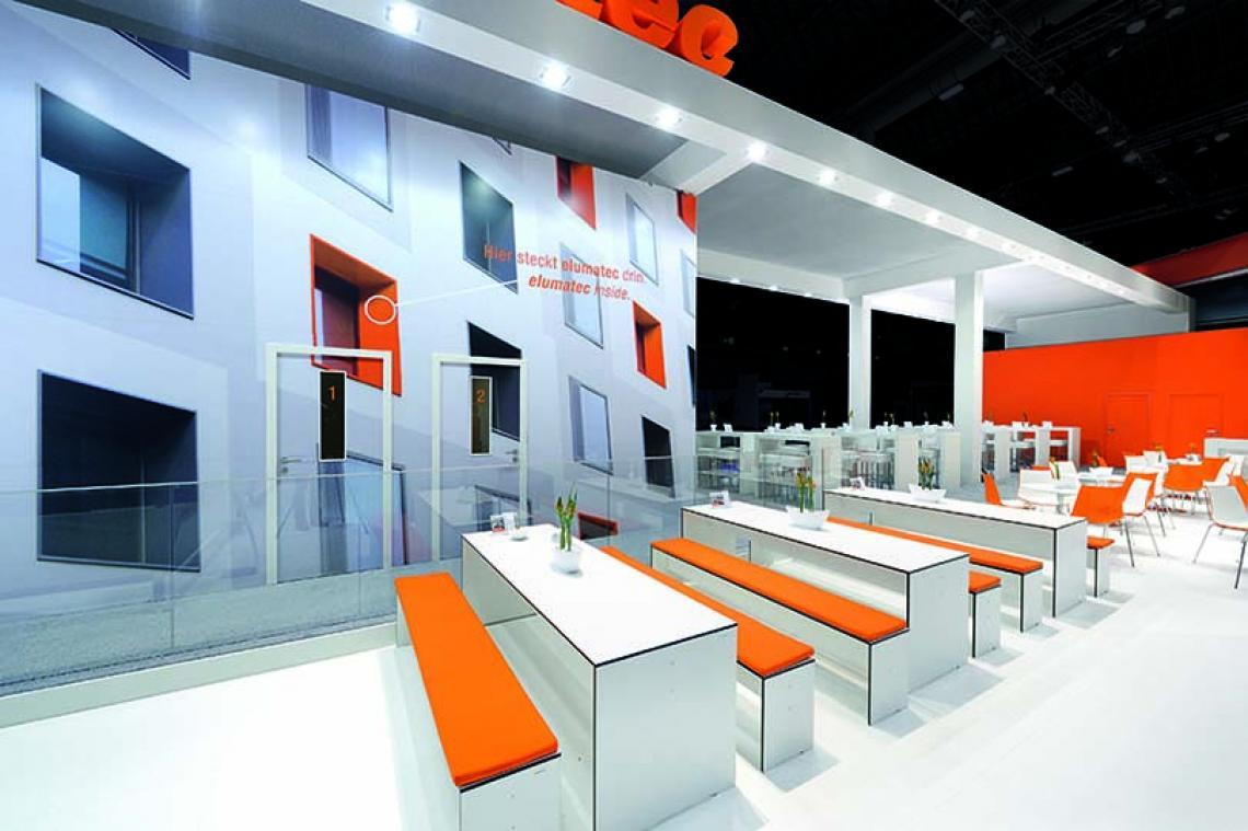 Designstand Elumatec MEPLAN