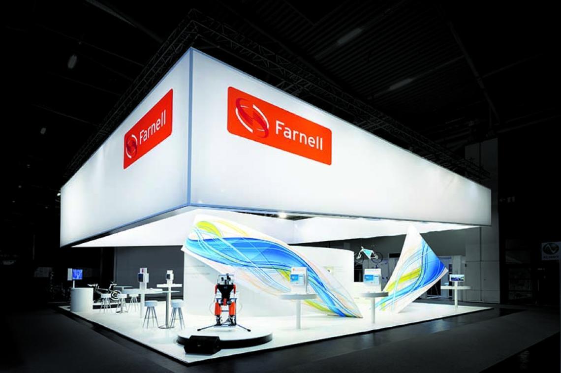Designstand Farnell MEPLAN