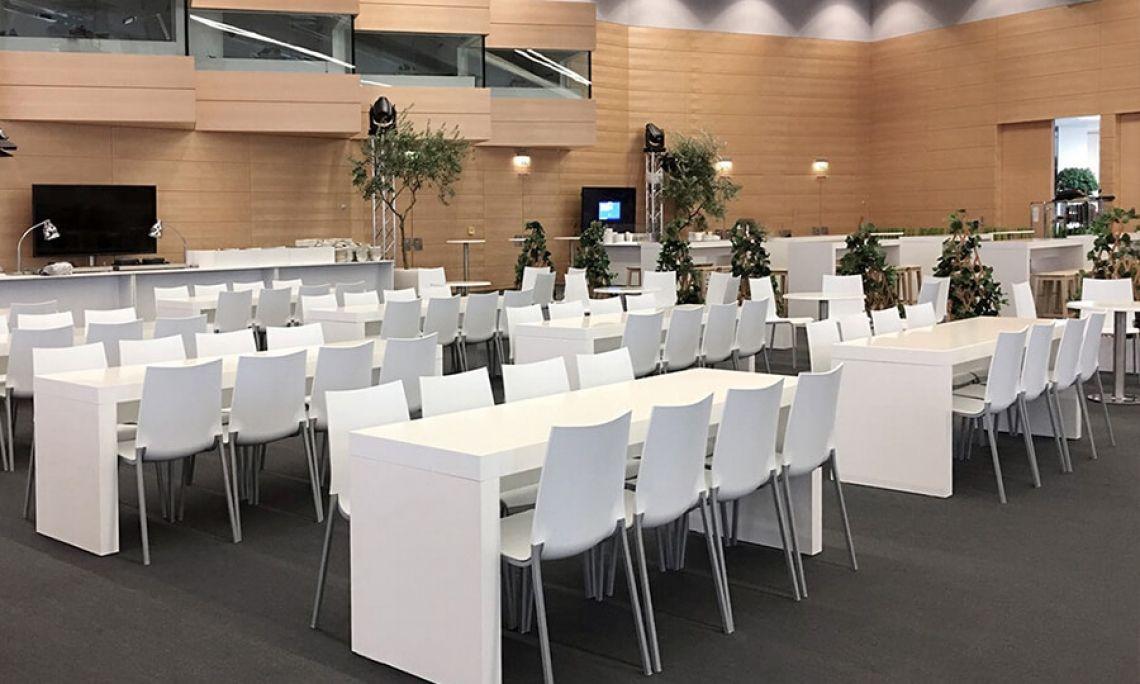 DLSE Mietmöbel – passende Möbel für jede Veranstaltungen