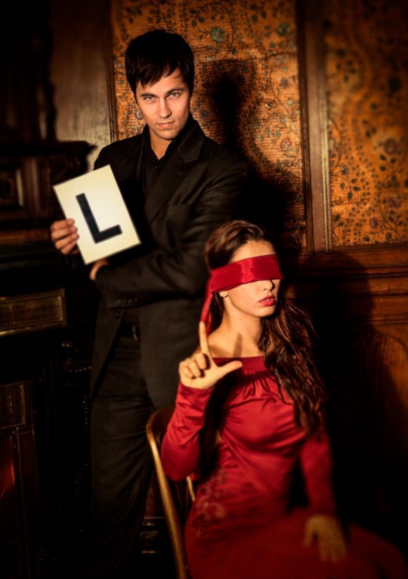 LUCCA  Mentalmagier und Illusionist