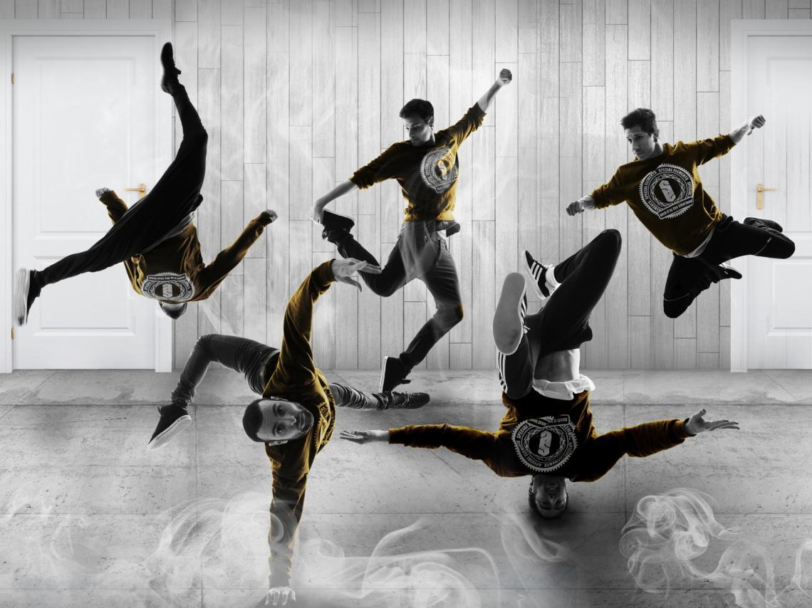 Special Elements dance group